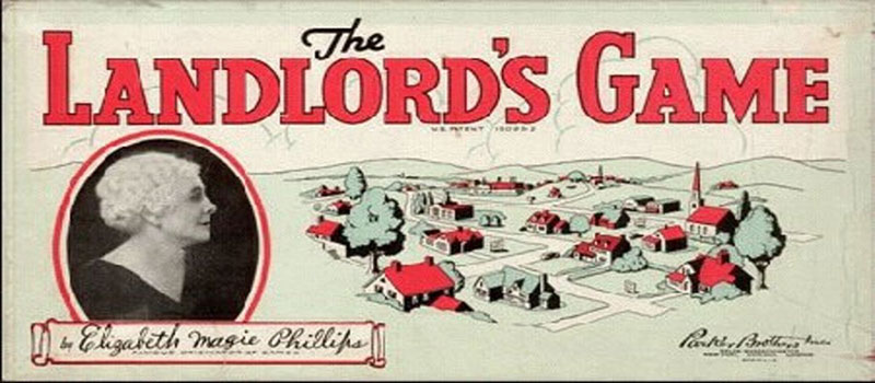 Monopoly The Landlords Game