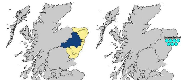 North East Scotland