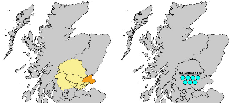 Mid Scotland and Fife Region