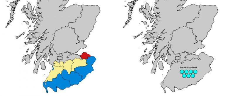 South Scotland Region