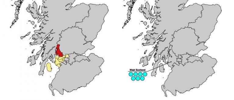West Scotland Region